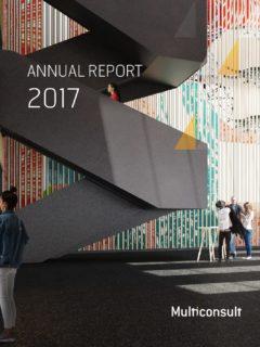 Multiconsult annual report 2017 - Multiconsult Investor